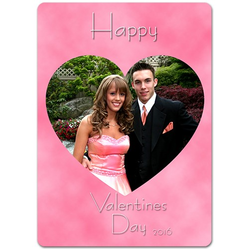 Valentines Day Custom Photo Playing Cards – Valentines Cards Personalized